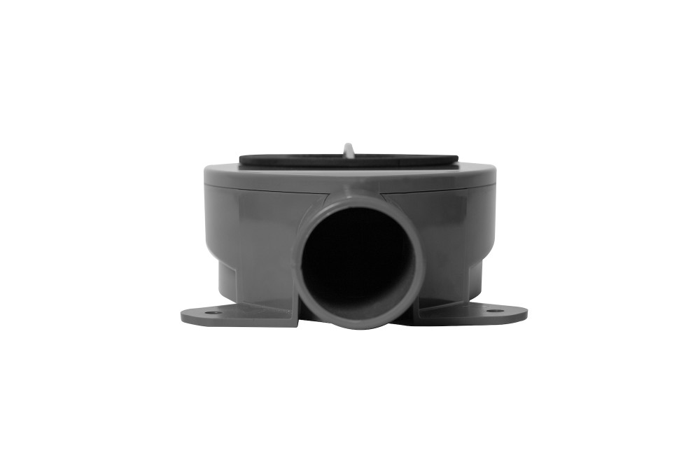 Flat siphon ws 28 mm for Modulo/Waterstop/S-line