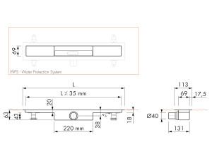 Easy Drain Modulo M1-30
