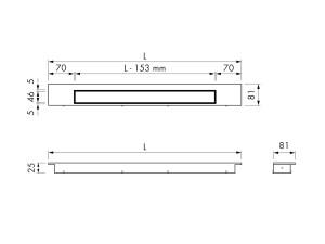 Easy Drain Modulo Design Z-3 Grate