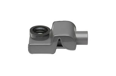 Siphon zu Xs/ S-line/ Modulo M2/ Vinyl/ Waterstop, Sperrwasserhöhe 50 mm