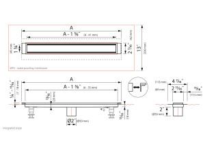 Easy Drain Modulo EDM4 Complete [USA]