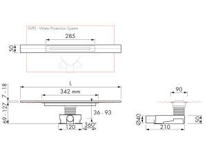 Easy Drain R line M2-35