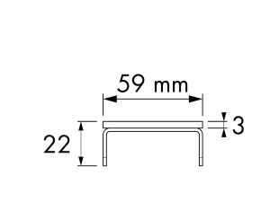 Easy Drain Modulo Basic Zero+