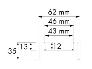 Easy Drain Modulo TAF High Tile