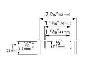 Easy Drain Modulo TAF Tile USA