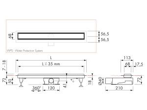 Easy Drain Basic Drain Steps M2-35