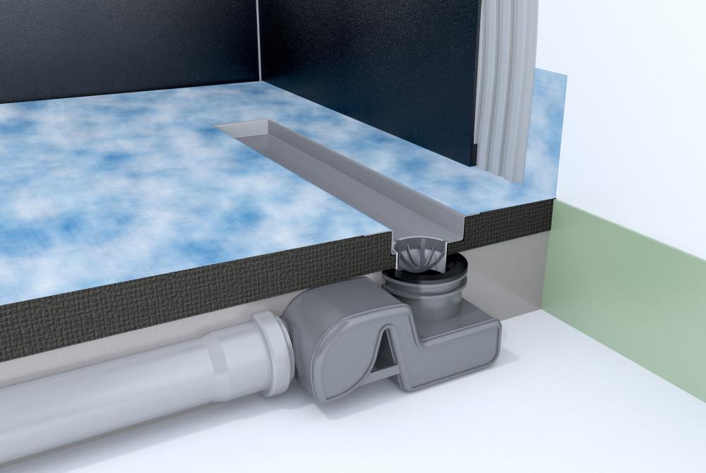 Shower board Modulo