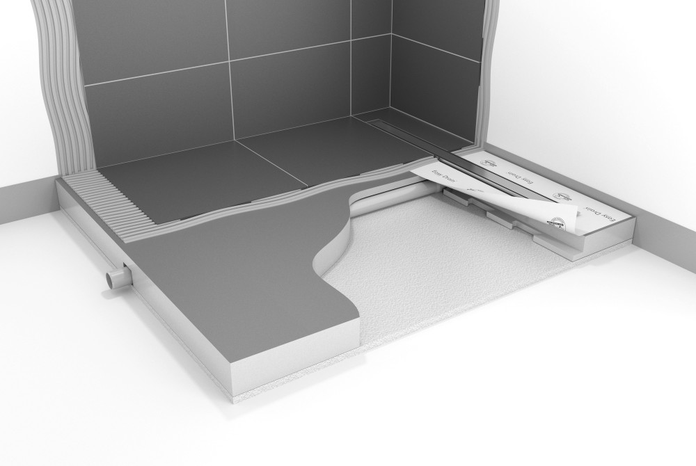 Modulo Shower board