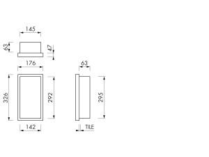 Container W-BOX 15x30x10