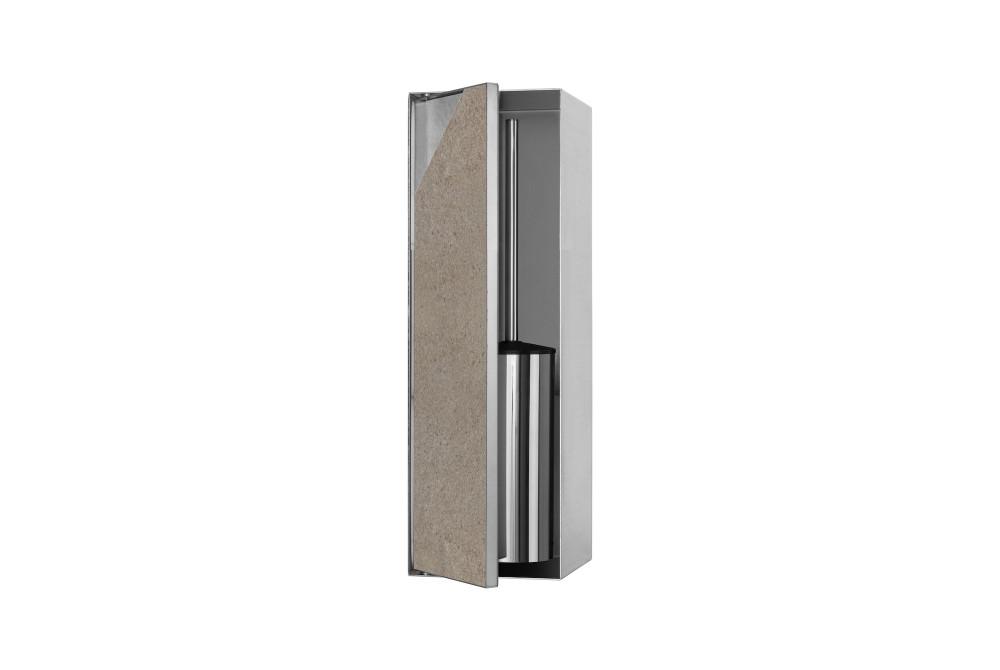 T-ROLL (Matte silver)