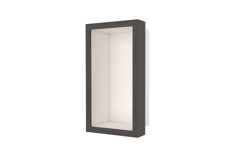 Container W-BOX (Creme | Oak – Wenge Rahmen)