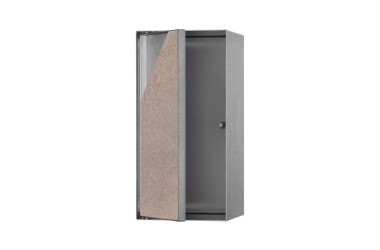 T-BOX (Brushed Brushed stainless steel)